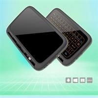 מקלדת Full Touch אלחוטית 2.4G Air Mouse  לשימוש במסכי טלויזיה סמארט ומקרנים