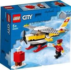 לגו - סיטי מטוס דואר 60250