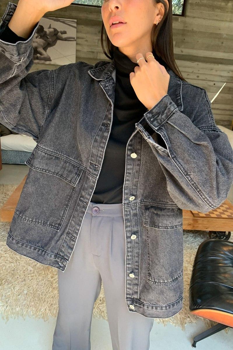 ג׳קט ג׳ינס אירוסמית׳