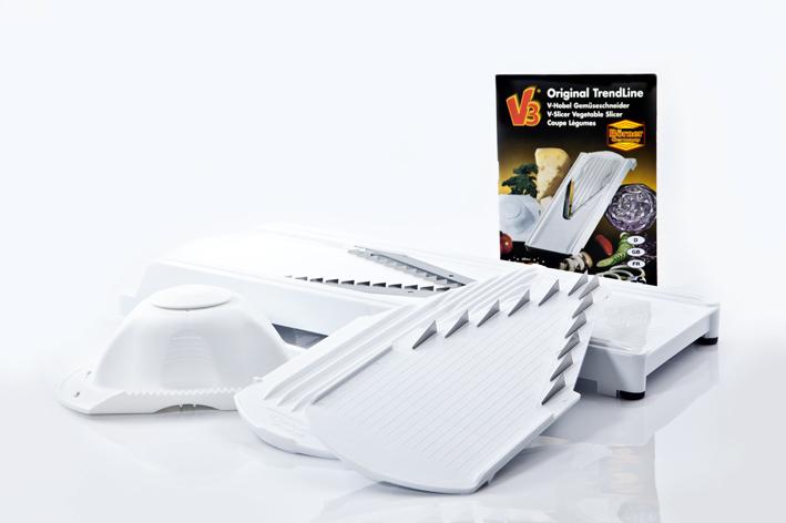 רסקל/מנדולינה V3 של חברת BORNER תוצרת גרמניה