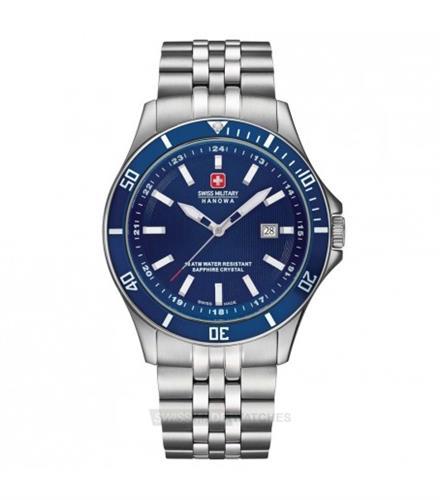 שעון יד אנלוגי גברים Swiss Military Hanowa 06-5161.2.04.003