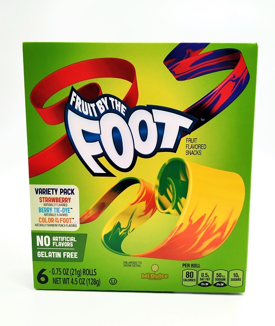 Foot By The Foot מיקס טעמים
