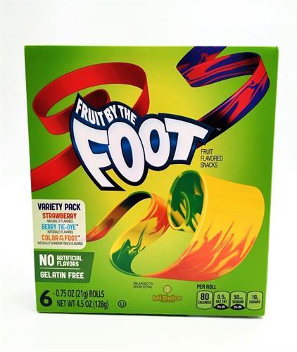 Foot mix