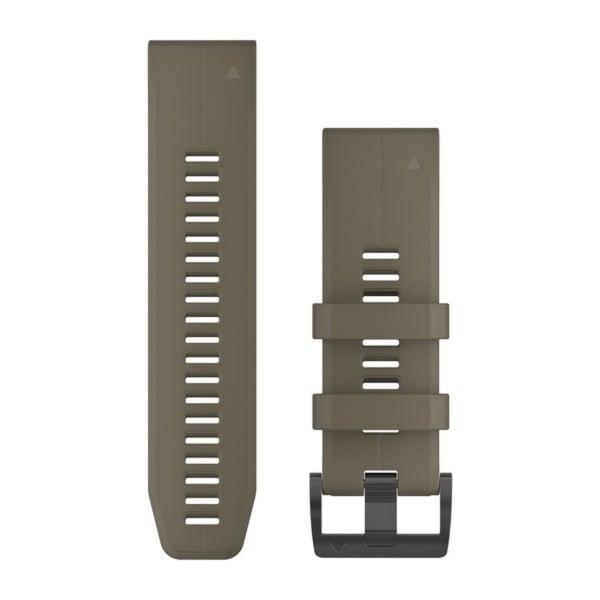 רצועה חאקי מקורית לשעון Garmin Fenix 5X QuickFit 26 Watch Bands