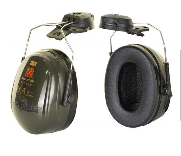 אוזניות מגן לקסדה Optima 2