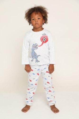 פיג'מה ילדים מעבר דינוזאור