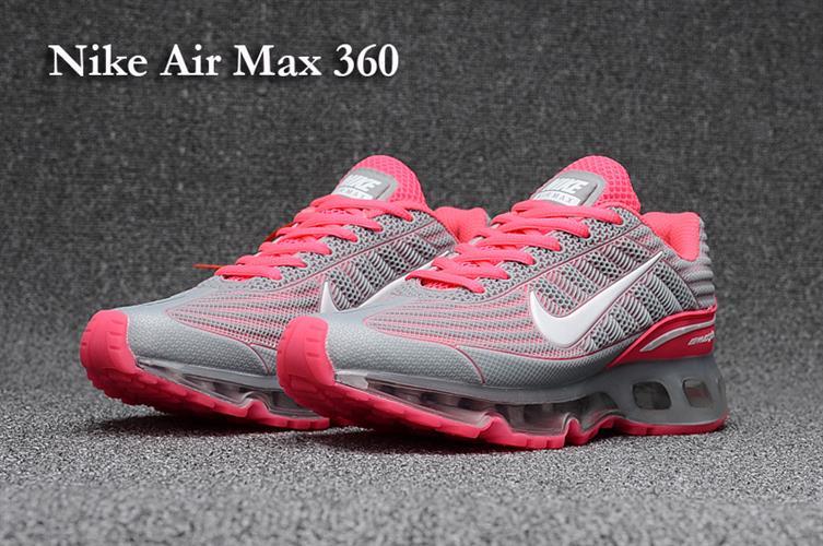 נעלי ספורט NIKE מסדרת Air Max 360 היוקרתית מידות 36-39