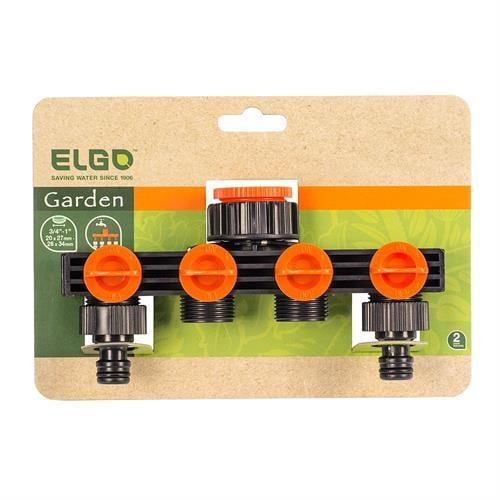 מפצל השקיה ELGO