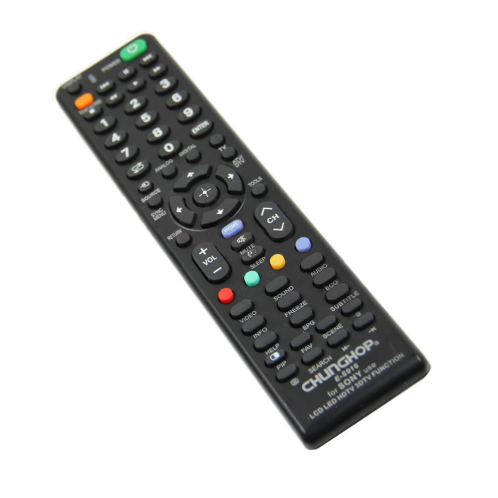 שלט רחוק אוניברסלי 3d/lcd/led/hdtv לטלויזית sony