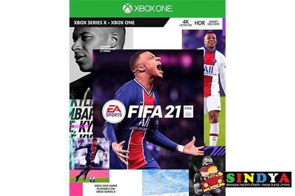 משחק FIFA 21 Next Level Edition ל- XBOX SERIES X