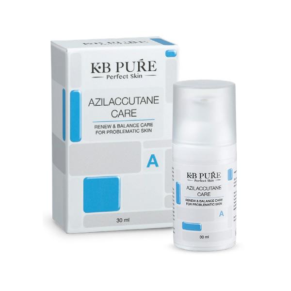 פתרון איכותי, מקצועי ורב עוצמה לעור מבית קיי בי פיור עם מרכיב הרטינול, חומצה אזלאית ואלמנטים מלחחי עור מרגיעים