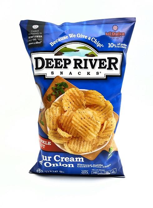 Deep River Sour Cream & Onion