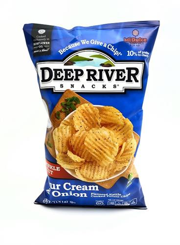 Deep River Sour Cream & Onion