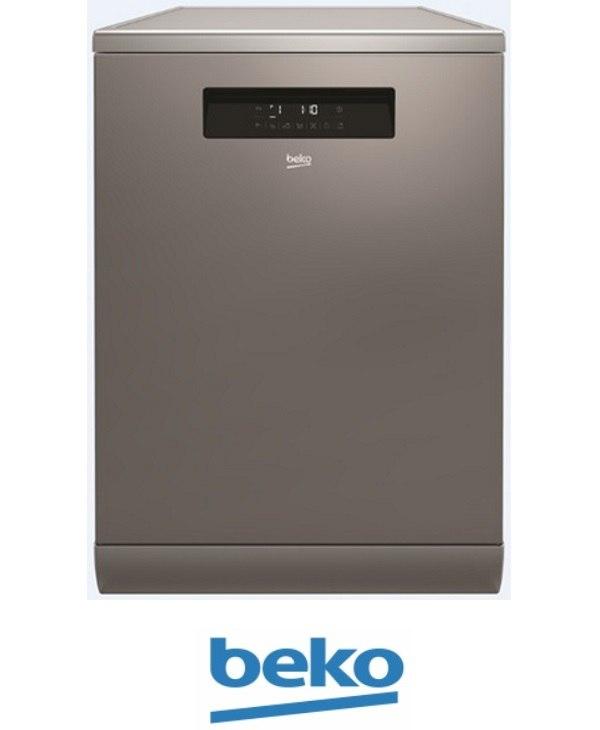 beko מדיח כלים רחבדגם DEN48520XAD