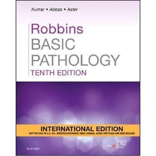 Robbins Basic Pathology International Edition, 10th Edition