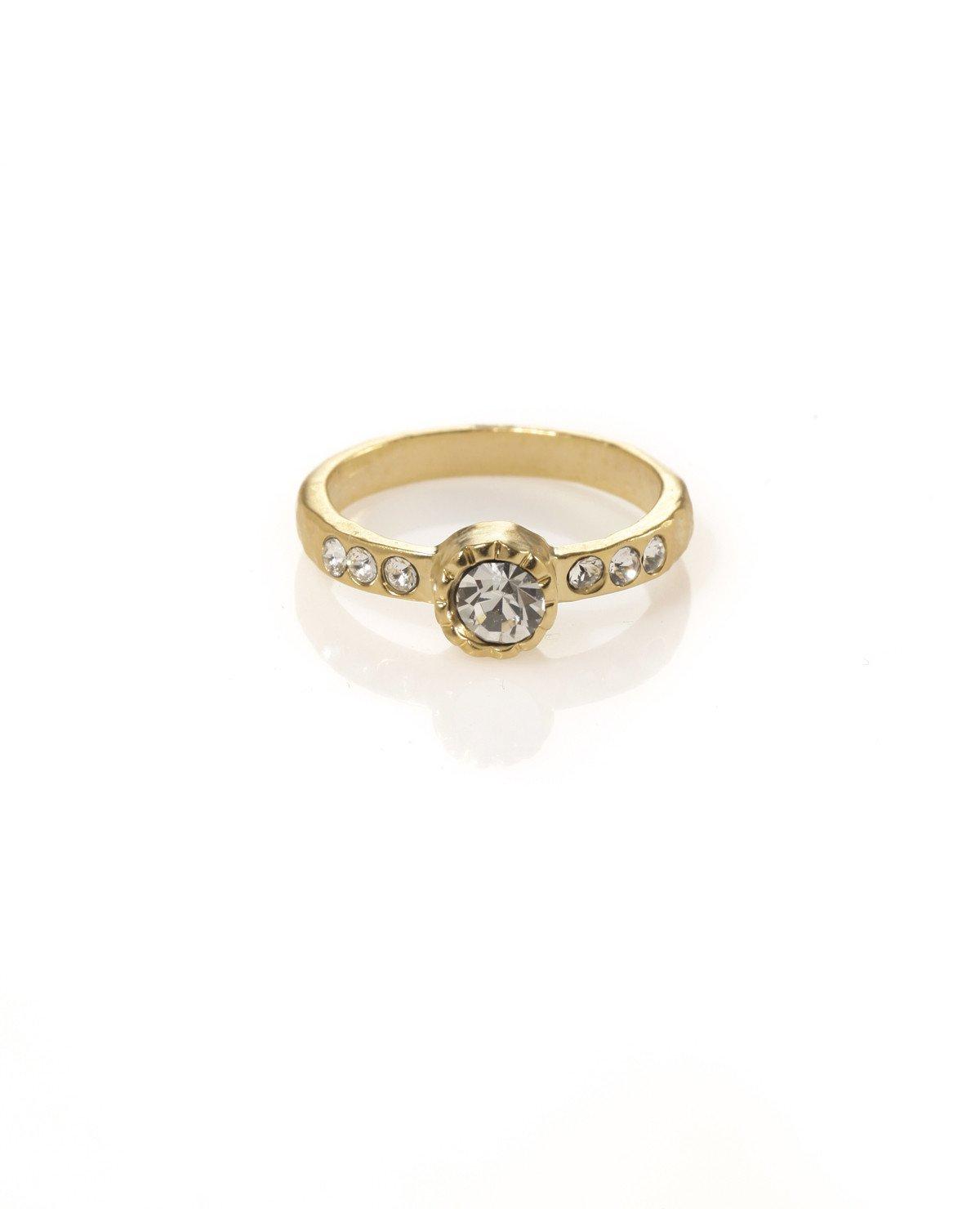 טבעת סוליטר - DANON