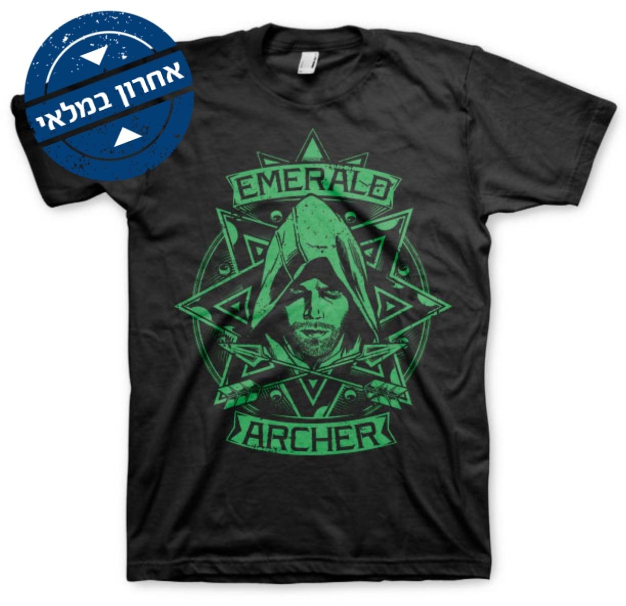 החץ הירוק - Emerald Archer