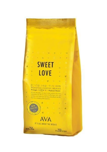 פולי קפה אווא 250 גרם AVA PREMIUM SELECTION