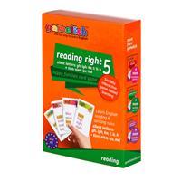 משחק רביעיות באנגלית gamelish | קוראים נכון reading right 5