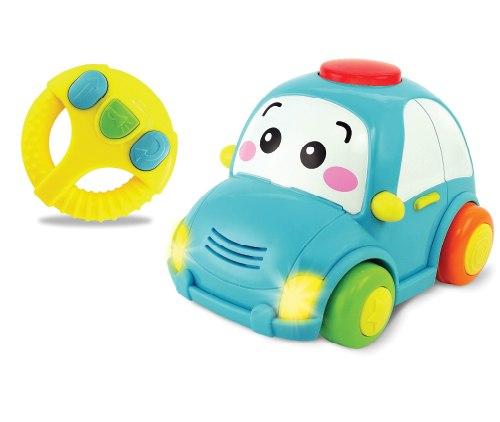 רכב חיפושית עם שלט רחוק לתינוקות