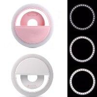טבעת תאורת לד, תאורת LED, תאורת רינג, תאורה לצילום פנים מקצועי