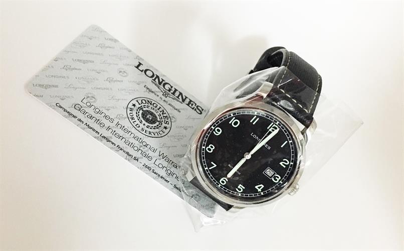 שעון יד אוטומטי לגבר לונג׳ין
