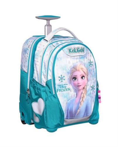 תיק אלזה טורקיז ITROLLY Frozen Elsa