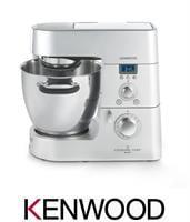 KENWOOD מיקסר מבשל דגם KCC9040S - הדור הבא במטבח
