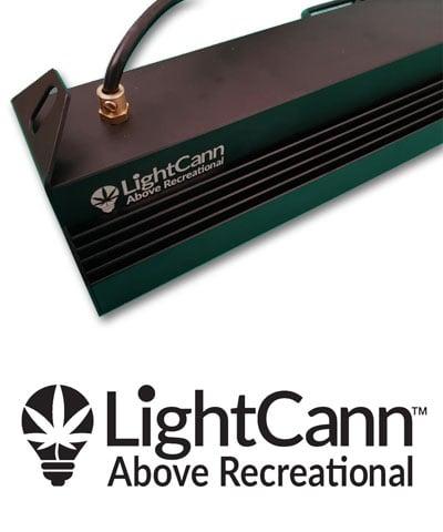 נורת לד לייטקאן לגידול צמחים LightCann LED