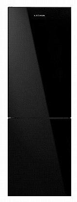 מקרר מקפיא תחתון פרטלי 5326 שחור Fratelli