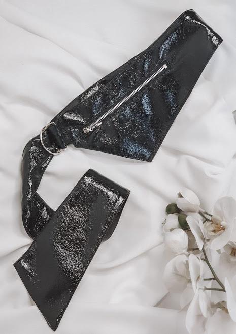 חגורת רוכסן מיאמי