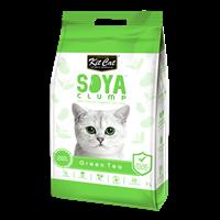 חול חתולים סויה בניחוח תה ירוק 7 ליטר