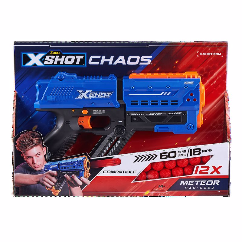 רובה מטאור כדורים אדומים