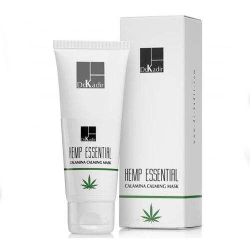 מסכת קלמינה להרגעת העור - Dr. Kadir Hemp Essential Calamina Calming Mask