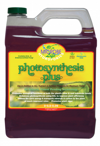 פוטוסינתזה פלוס 5 ליטר MicrobeLife Hydroponics Photosynthesis Plus