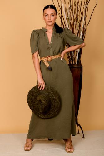 שמלת מריה סטון וואש