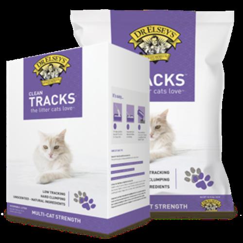 """חול חתולים מתגבש היפואלרגני קלין טרקס 9.1 ק""""ג"""