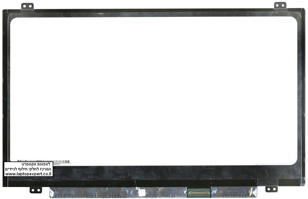 מסך להחלפה במחשב נייד אסוס ASUS S46 S46CA S46CA-XH51 Ultrabook 14.0 LED Screen Replacment