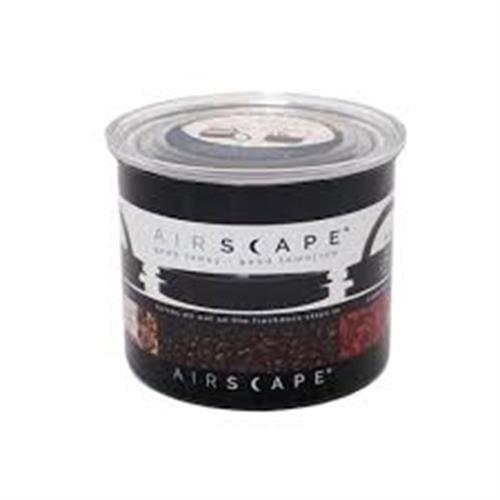 קופסת ואקום לאחסון 250 גרם פולי קפה AirScape Lite