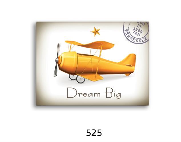 תמונת השראה מעוצבת לתינוקות, לסלון, חדר שינה, מטבח, ילדים - תמונת השראה דגם  525