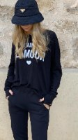 חליפת ג'אדור שחורה