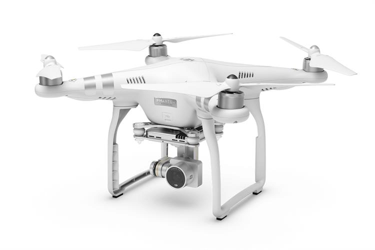 DJI Phantom 3 Advanced 2.7K