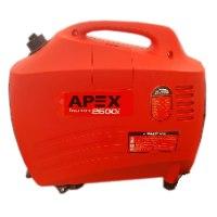 גנרטור 2500W מושתק אינוורטר בנזין APEX