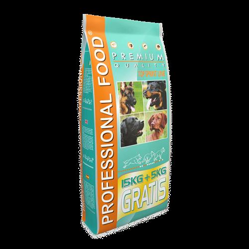"""טופ ספרינט 23 ק""""ג מזון יבש לכלבים"""
