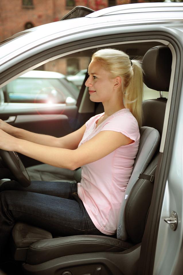 משענת גב אורטופדית לרכב DorsaBack-Car