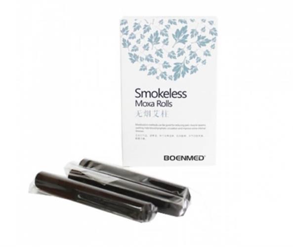 מוקסה סמוקלס סיגר -  smokeless moxa Rolls