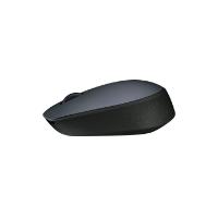 עכבר אלחוטי אפור Logitech Wireless M170