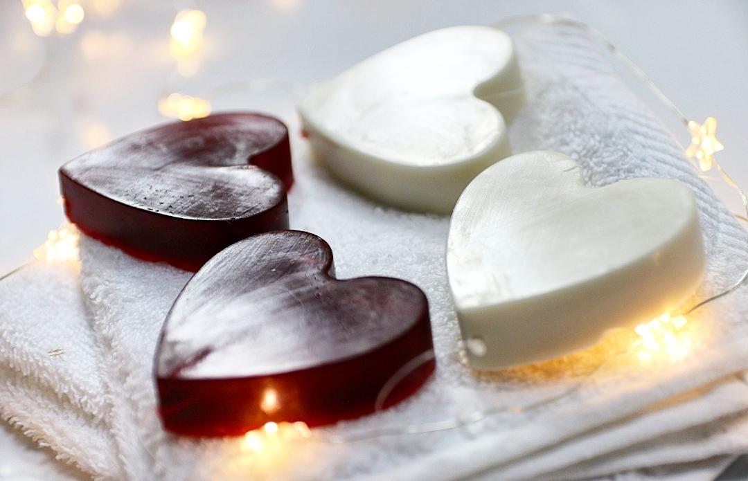 סבון לב שטוח