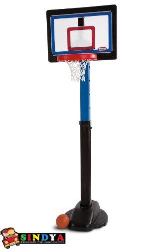 מתקן כדורסל למקצוענים קטנים - ליטל טייקס