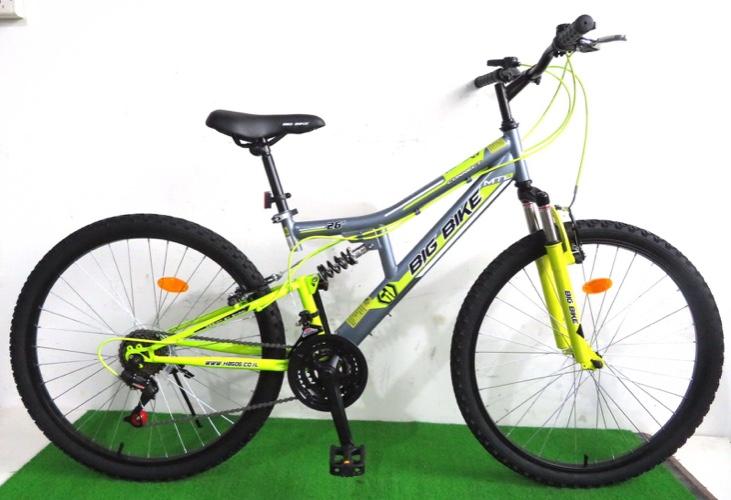 אופני הרים 26 אינץ בולמים